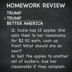 Trump Team Releases New Education Plan